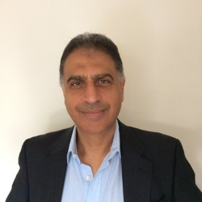 Mohinder Toor - Principle Architect at NetApp UK